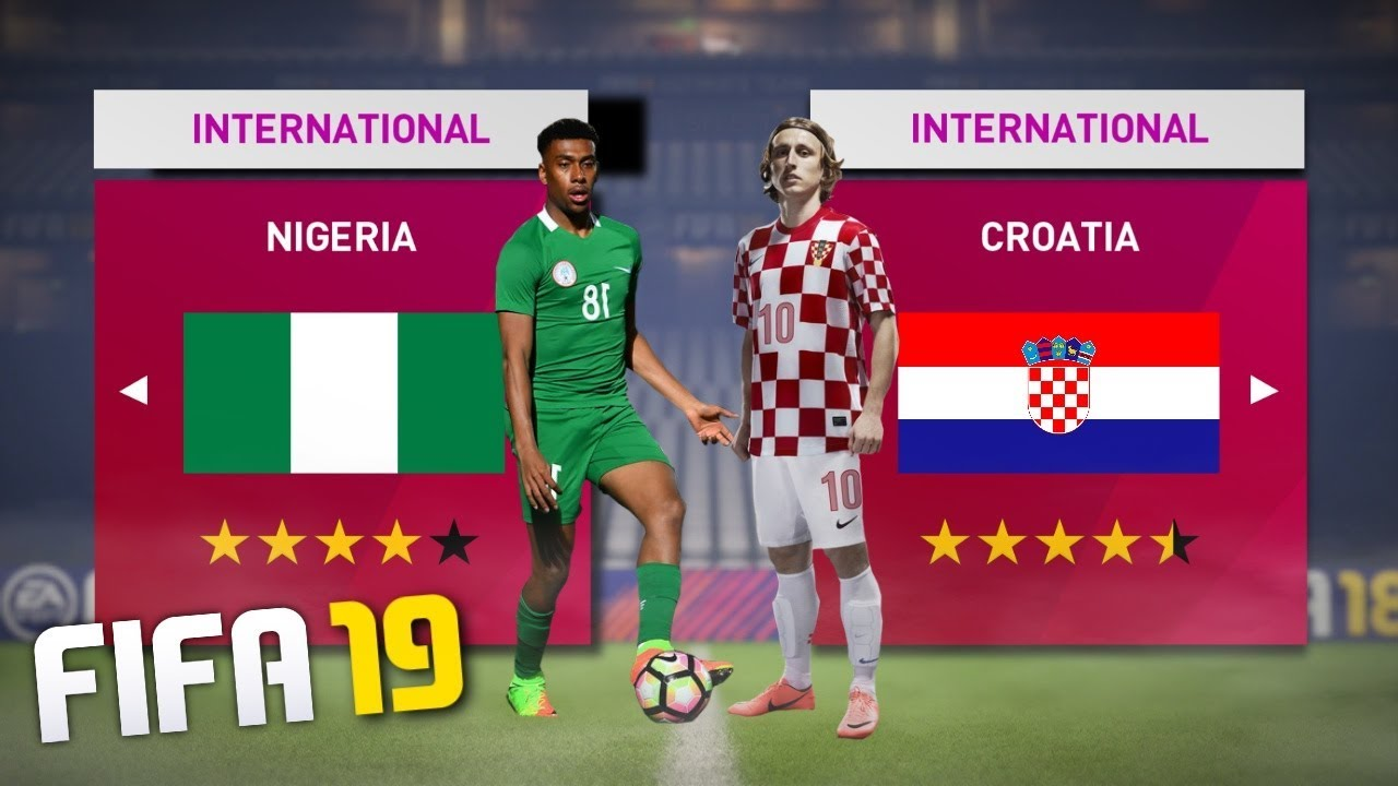 Croatia · FIFA 19 Ultimate Team Players & Ratings · Futhead