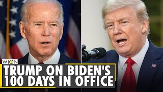 'They're going to give away our country to China', says Donald Trump | Joe Biden | English News