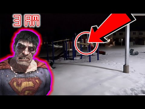 *ATTACKED* DON'T PLAY WITH SUPERMAN AT 3 AM AT THE PARK PT 3 | WHY YOU SHOULDNT PLAY WITH SUPERMAN