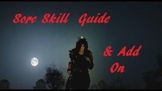 Black Desert Online Sorceress Skill Build