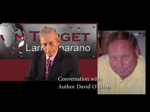 Through the Oswald window: an interview with author David O'Brien