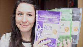 HAUL VITACOST #1 | Spécial superfoods Thumbnail