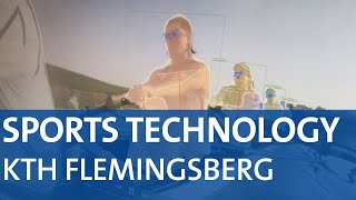 Master's programme in Sports Technology at KTH