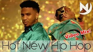 Hot New Hip Hop & RnB Rap Urban Dancehall Music Mix February 2019 | Black Music #82