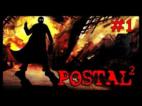 Postal 2. Прохождение AWP-Delete Review - Понедельник. #1