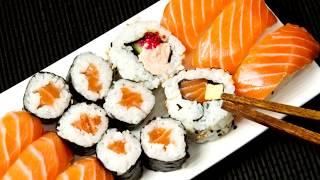 Топ 6 фактов о суши