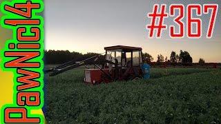 Opryskiwacz, groch, dynie i inne ciekawostki - Życie zwyczajnego rolnika #367