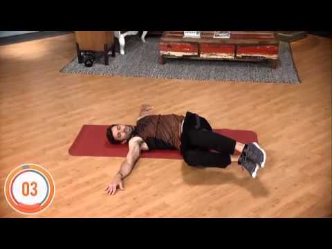5-Minute Easy Abs Workout
