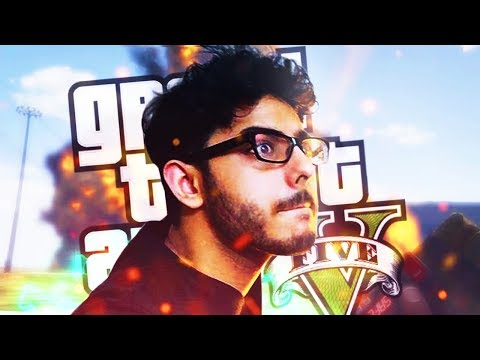 CARRYMINATI PLAYS GTA V AGAIN 2019