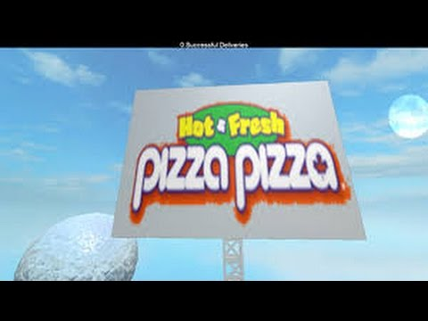 Roblox: Work At Pizza Place (Fan Server)