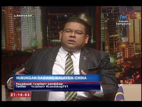DIALOG: HUBUNGAN DAGANG MALAYSIA CHINA [10 FEB 2017]