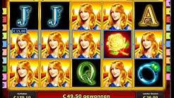 Garden of Riches Slot - Freispiele - 347 facher Gewinn