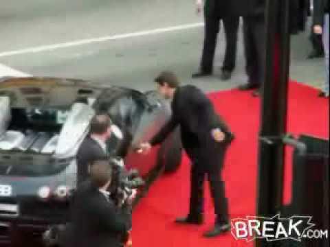 Tom cruise bugatti