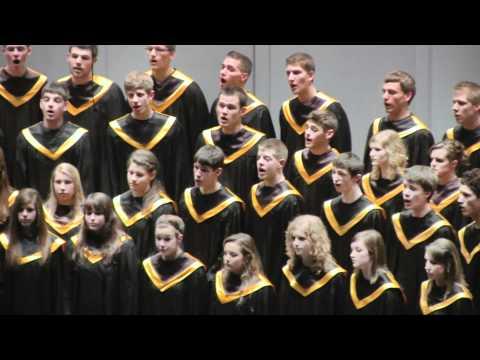 Praise the Father Praise the Son. CCHS Concert Choir