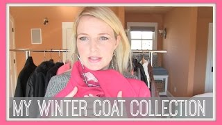 My Winter Coat Collection