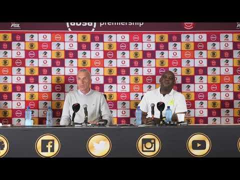 Mosimane, Middendorp react as Downs edge Chiefs