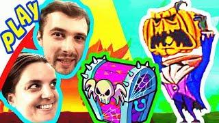БолтушкА и ПРоХоДиМеЦ Получили КРУТОГО Героя для ЗАЩИТЫ БАШНИ! #188 Игра для Детей - Tower Conquest