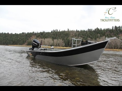 Super drifter jet boat features youtube for Jet fishing boat