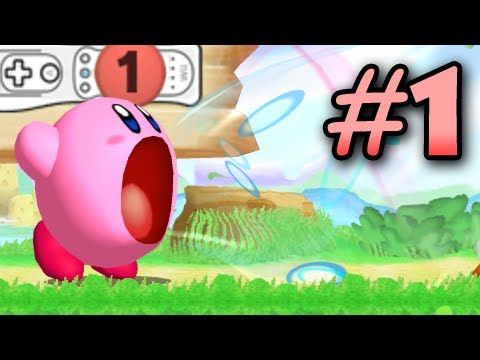 Kirby's Return to Dreamland - Part 1: Cookie Country