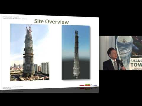 2013 CTBUH YPC Presentation - Shanghai Tower