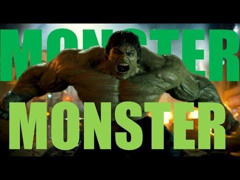 The Incredible Hulk - Monster