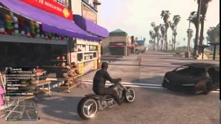 [PS4] Grand Theft Auto V | Malie toko lol