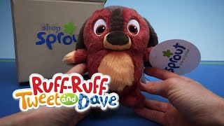 Open That Box: SURPRISE Ruff-Ruff, Tweet and Dave Plush Toys | Universal Kids