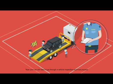 Venture Cars - Parallel Importation Video