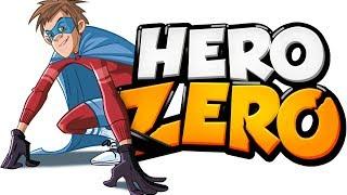 HERO ZERO - ENTREM NO MEU TIME :D