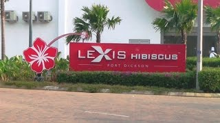 Lexis Hibiscus Port Dickson Family Trip 2016