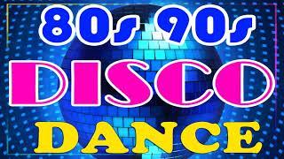 Eurodisco 70's 80's 90's Super Hits 80s 90s - Classic Disco Music Medley Golden Oldies Disco Dance - disco music 80 90 hits remix