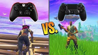 PROOF Fortnite Xbox Players are BETTER than Ps4 Players!  (Battle Royale Season 6)