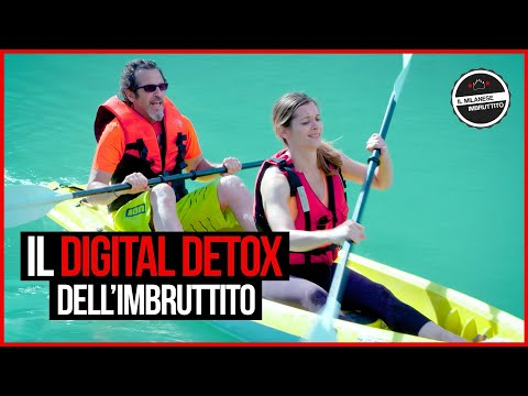 Un weekend di digital detox