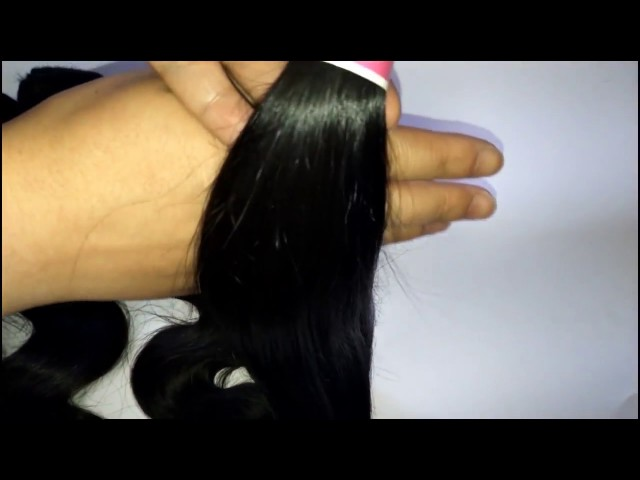 Best Quality Virgin Human Hair in Wholesale  | Nana Hair