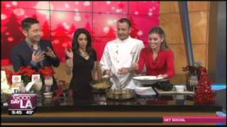 Tisanoreica Diet featured on Good Day LA