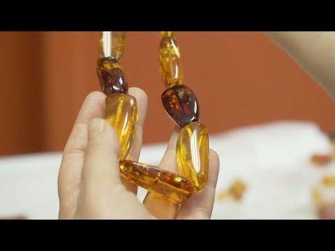 Зачем древние ювелиры подделывали янтарь