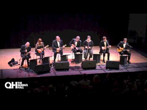 The Ukulele Orchestra of Great Britain - Leaning on a Lamp Post - Sun 6 Oct 2013 - The Queen's Hall