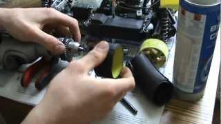 How I make RC car tires