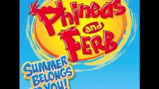 Phineas and Ferb-Rubber Bands, Rubber Balls