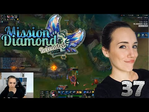 League of Legends | Mission Diamond RELOADED 37 | LIVESTREAMSTUFF |Ab in die Dia-promo? thumbnail