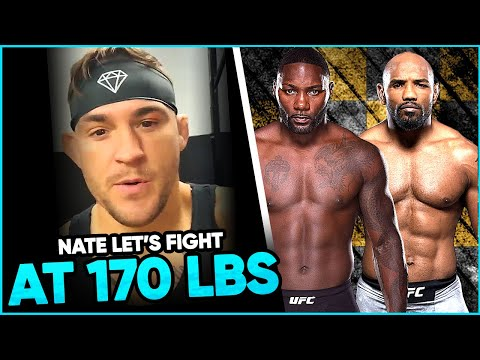BREAKING! Anthony Johnson Vs Yoel Romero OFFICIAL For April 16th, Dustin Poirier ACCEPTS To Fight Na