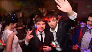 Свадьба в Костроме  Ведущий АРТЕМ АНДРЕЕВ 31 января 2015 Илья и Екатерина