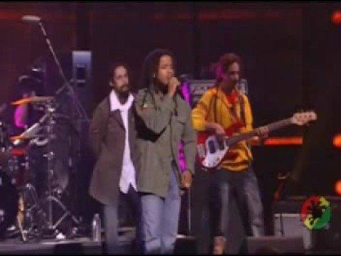 Stephen Marley & Damian Marley - Hey Baby (live)