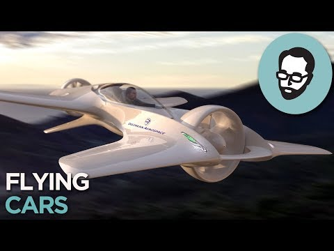 The New Wave Of Flying Cars | Answers With Joe