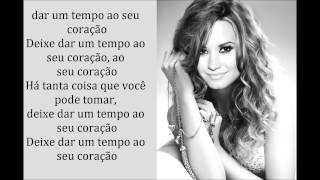Demi Lovato - Give Your Heart a Break (Tradução)