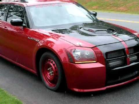 2006 Dodge Magnum Srt 8 Prepped For Drag Racing Youtube