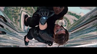 Mission Impossible Ghost Protocol (2011) - Climbing on Burj Khalifa (1080p) FULL HD