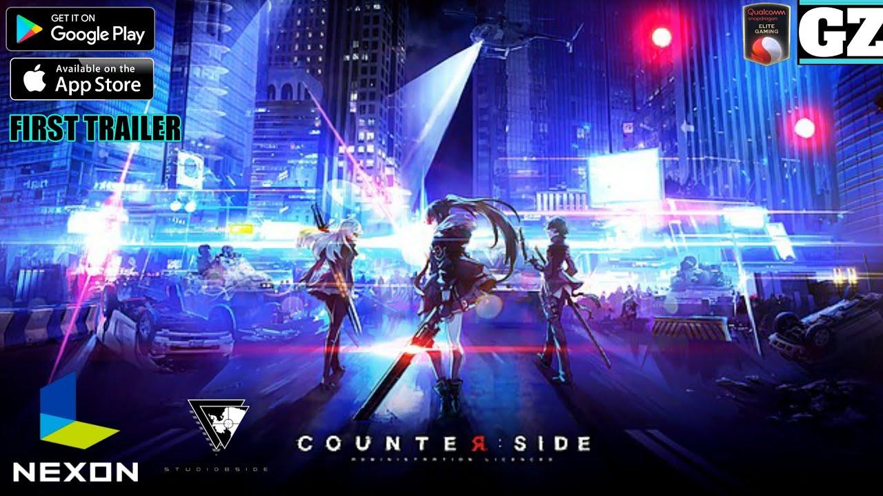 Hasil gambar untuk gambar game counter side