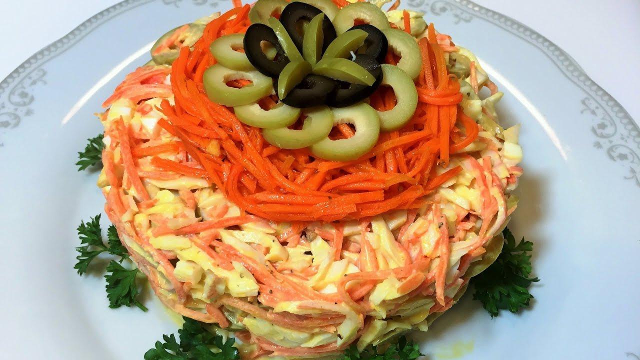 Рыжик салат рецепт 61