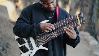 FM Guitars - FM16 (16-string guitar) Ando San